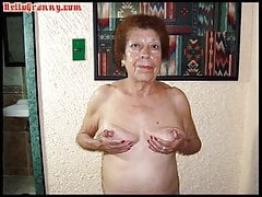 Slideshow HelloGrannY Latin Mature Pictures