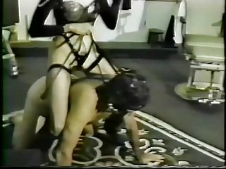 Femdom Cfnm xxx: Cock Punishment and Equestrian Play