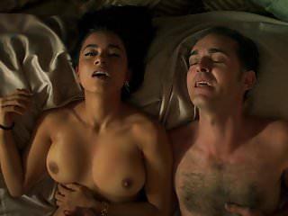 Sex Scenes New Sex video: Paulina Gaitan - Diablo Guardian S01E07 Sex Scenes