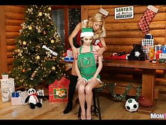 Spécial Noël avec des salopes