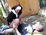 guy picked up from nun for sex