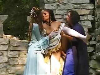 Vintagy Outdoors Threesome