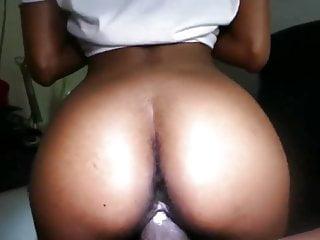 Sri Lankan Girl With a Big Cock