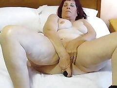 Czarny pasek rajstop cioci Sue