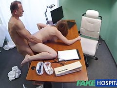 FakeHospital Doctor creampies sexy enge Muschi