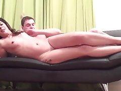 sexy Araber geht zum Casting