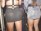 Miniskirt no baile funk