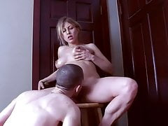 pregnant - oiled sex