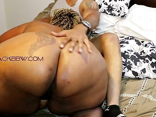 Black And Ebony Amateur video: THICK BIG BOOTY BBW 2