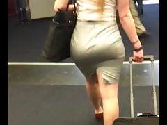 PAWG in aeroporto