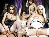 Sexy and Hot Natasha Marley and Gemma Massey please 2 cocks