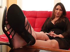 Sheena Feet JOI Prostata
