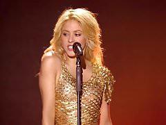 Shakira performance live sexy