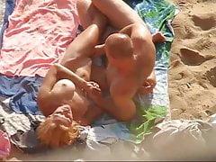 Sex nackter Strand