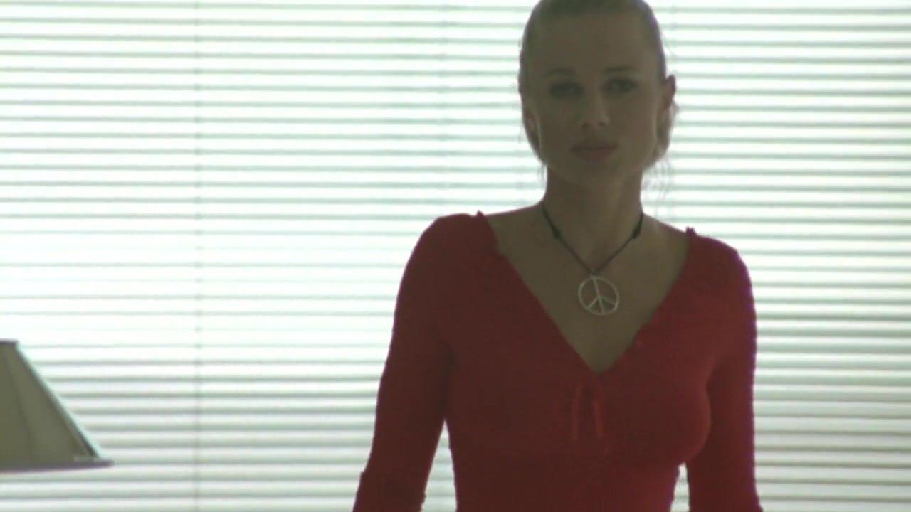 Порно видео в полосатых чулках