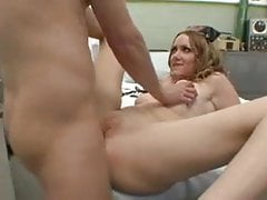 Latex Nurse Fucked by Doctor