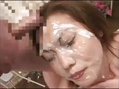 Japanischer Bukkake 2