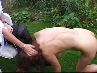 Femdom Lesbian Slave video: Lezdom - Mistress and petgirl