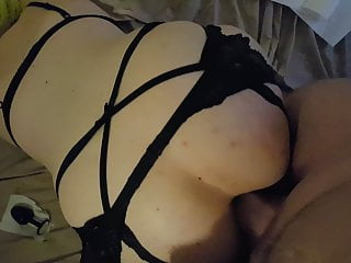 Amateur Lingerie Swedish video: Swedish alternative girl fucked in the asshole