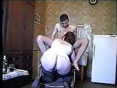 Retro amatérská ruská porna