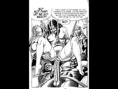 Storia feticista erotica sessuale bizzarra