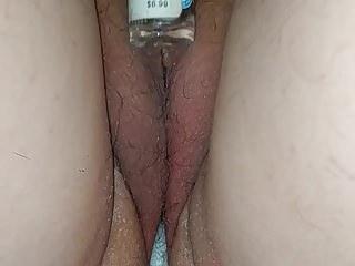 Cum dripping