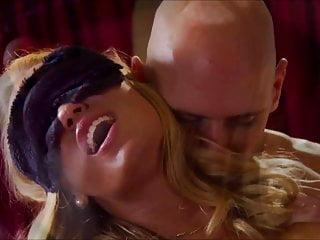 Nicole Aniston Blindfolded