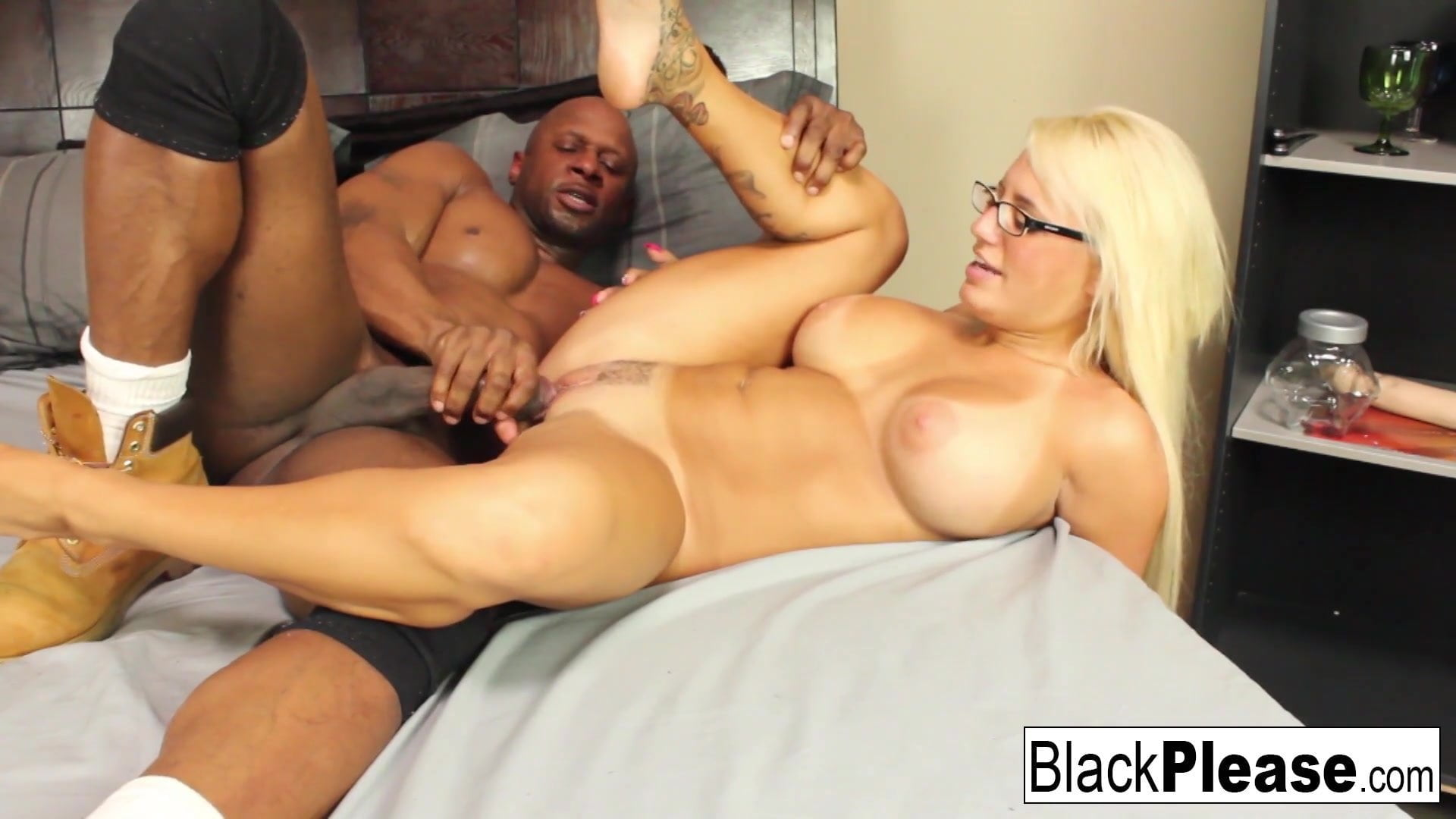 Grinding Big Black Dick