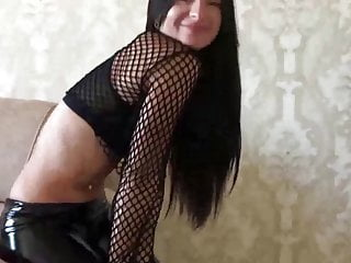 VINYL LEGGINGS