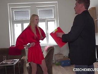 Wild sex with horny executor...