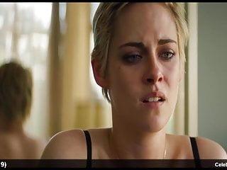 Kristen Stewart nude and sex scenes from Seberg