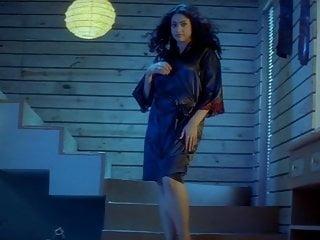 Indian Lingerie Asian video: Satin Silk 444