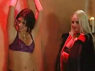 Lesbian vampires kiss amp lick and masturbate...