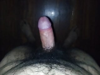 My cock started to grow suddenly