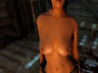 Lara monster fuck croft with