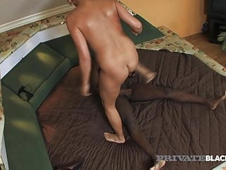 PrivateBlack -Short Haired Michelle Face & Butt Fucked 3Some