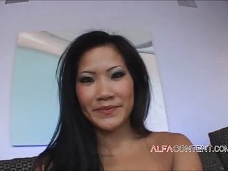 Nasty aroused asian milf used her and nice...