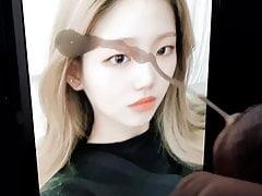 TRI.BE Hyunbin cum tribute