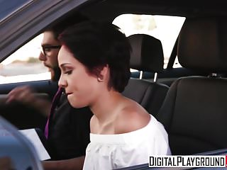Video taking a ride starring cadey mercury and...