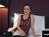 Petite Pussy Penny Pax Gets Her Ass Fucked & Creampied!