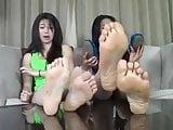 Smelly Foot Goddesses