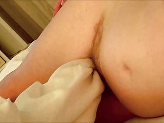 Nude on bed shot...