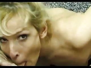 Randi Storm Hot Blowjob with Facial