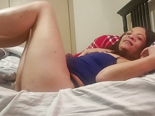 Hard  Queen and Herself Fucks Cums RedBone Cream