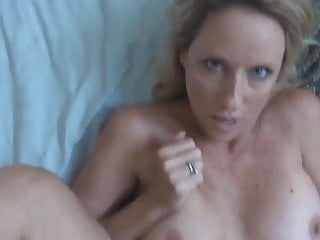 Mommy gains pov pussy filling