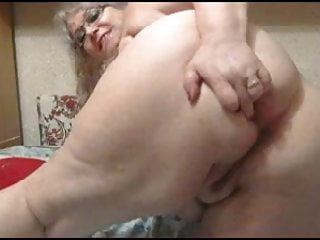 granny on the web...