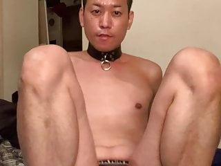 Asian fag tiny clit and dirty pussy show
