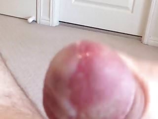 Frustrated Daddy masturbates to ejaculate