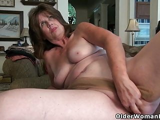 Milf Hd Videos Nylon video: An older woman means fun part 303