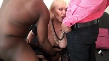 Granny with 2 BBC